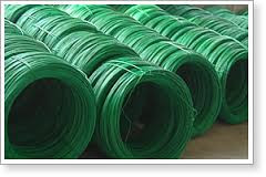PVC Coated Wire - 8SWG