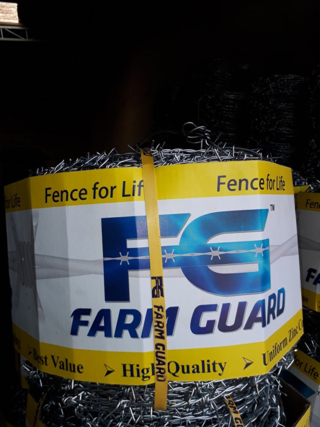 Farm Guard Barbed Wire Justfence