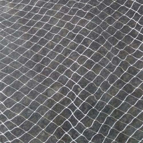 ANTI BIRD NET - NYLON DIAMOND - BLACK 20MTR