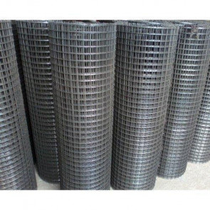 "MS Welded Mesh- 4""X4""X10SWGX50'"
