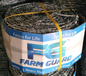 Farm Guard Barbed wire- 14x14