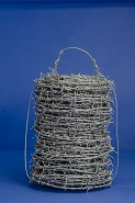 POLYMER BARBED WIRE 12x12