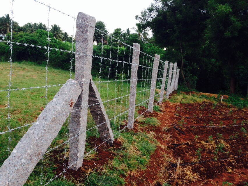 Education justfence for Boundary wall cost calculator