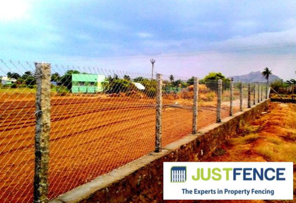 Fencing For Agricultural Land | Agriculture Fence