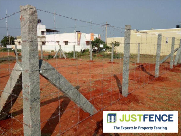 Vacant Land Fencing | Vacant Land Security Fence | Best Vacant Land